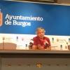 El portavoz del Partido Socialista en el Ayuntamiento de Burgos, Luis Escribano.