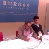 Francisco Cabrerizo y Raúl Salinero durante su intervención