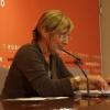 La concejala popular en el Ayto de Burgos, Dolores Calleja. Foto(noticiasburgos.com).