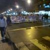 Cerca de 4.000 personas se han manifestado este jueves contra el bulevar de Gamonal.