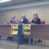Miembros de la Plataforma anunciaron la charla que se celebrará en la Sala Polisón.